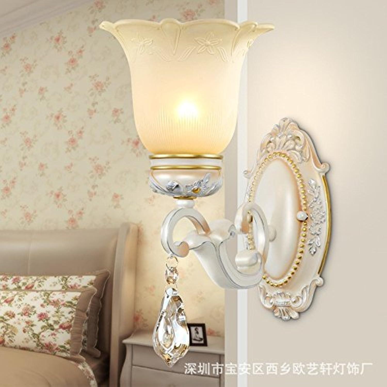 Ehime Wandleuchte warme und elegante Schlafzimmer Lights Off road Hintergrund Wandleuchte Beleuchtung Wohnzimmer Arbeitszimmer Wandleuchten keine optische Quelle