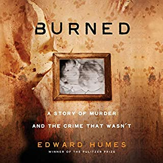 Burned cover art
