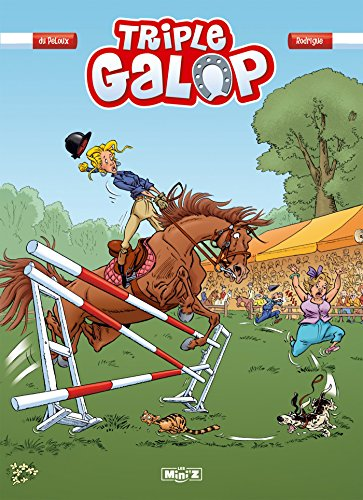 Triple galop - tome 01 Mini'z