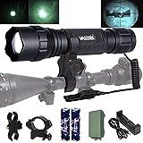 VASTFIRE Adjustable Infrared Flashlight 940nm 5W...
