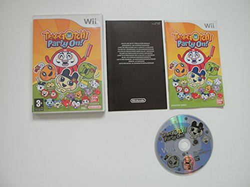 Tamagotchi Party On! (Wii) [Importación inglesa]