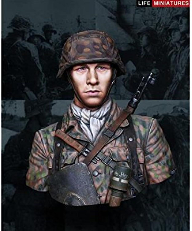 LIFE MINIATURES   Panzergrenadier, 12Th Ss Panzer Division Hitlerjugend, Noruomody 1944