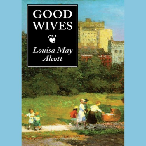 Good Wives audiobook cover art
