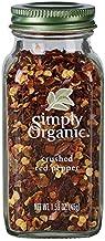 Simply Organic Crushed Red Pepper, Certified Organic | 1.59 oz | Capsicum annuum L.