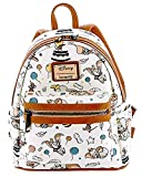 Loungefly x Dumbo Print Mini Backpack