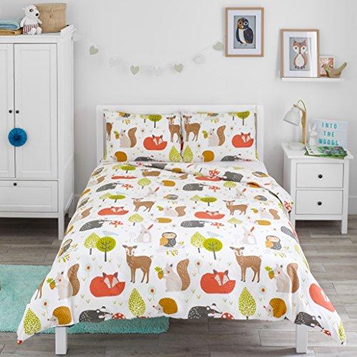 Bloomsbury Mill - Juego cama niño - Funda nórdica