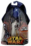 STAR WARS Revenge of The Sith Action Figure - General Grievous Bodyguard White #60