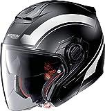 Nolan - Casco N40-5 Resolve N-Com Flat Black L