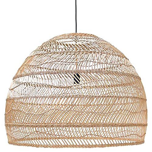 CSSYKV Luces Colgantes Chinas Tejidas A Mano Linterna De Mimbre De Mimbre De Bambú Lámpara Colgante Diseñador De Arte Creativo Lámpara Colgante Lámpara De Techo China Sala De Estar En Casa Dormitorio