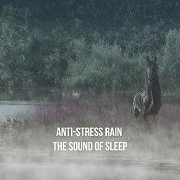 Anti-Stress Rain: The Sound of Sleep