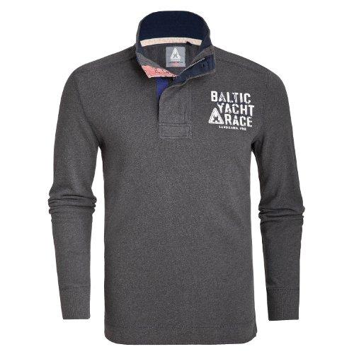 Gaastra Steering Sweatshirts Und Fleecejacken Herren Grau - S - Sweatshirts Sweater