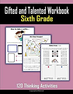 Gifted and Talented Workbook - Sixth Grade