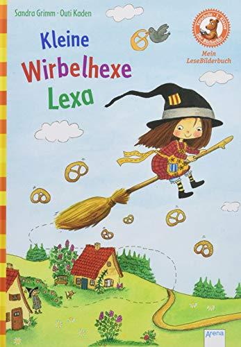 Der Bücherbär. Erstleserbücher für das Lesealter Vorschule/1. Klasse / Kleine Wirbelhexe Lexa: Der Bücherbär: Mein LeseBilderbuch