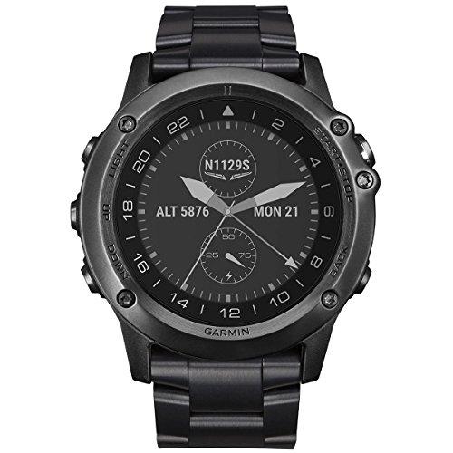 Garmin Herren-Uhren Analog, digital One Size Titan 87034623