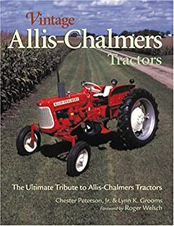 Vintage Allis-Chalmers Tractors (Town Square Books)