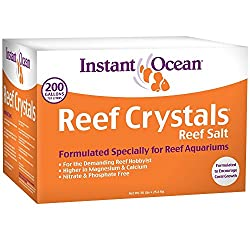 crystals reef salt
