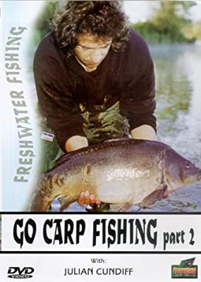 Go Carp Fishing With Julian Cundiff - Part 2 [DVD] from Quantum Leap