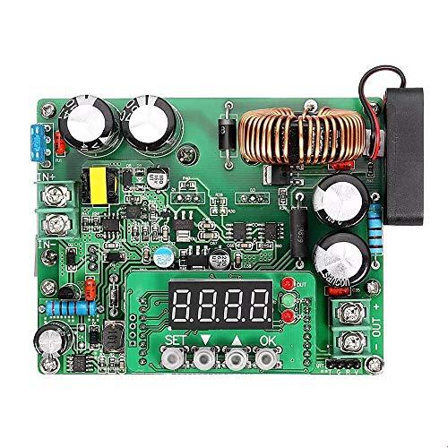 KEKEYANG DKP6012 12A 720W 60V CNC Adjustable DC-DC Programmable Digital Step Down Buck Constant Voltage Current Power Supply High Efficiency Module Voltage Capacity Meter Spot Steuermodul Controller B