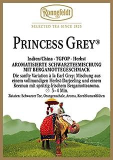 Ronnefeldt - Princess Grey - Aromatisierter Schwarzer Tee - 100g