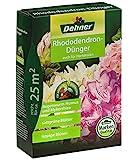 Speziell geeignet für Rhododendron, Hortensien und Azaleen Praktisch: Mit Sofort- und Langzeitwirkung Enthaltener Regenwurmhumus stärkt das Pflanzenwachstum Üppige Blüten für mehr Farbe im Blumenbeet Organisch, mineralischer NPK-Dünger 10+4+7