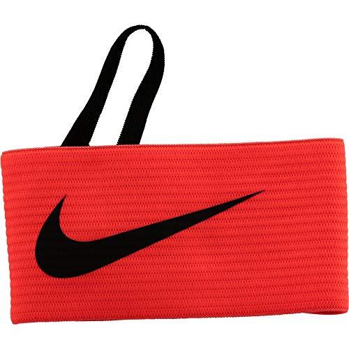 Nike Fascia da capitano da calcio 2.0, arancione (Total Crimson/Black), taglia unica