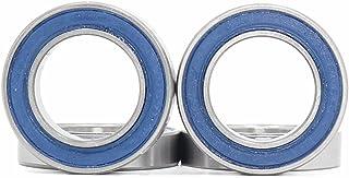 17286 2RSV MAX patronlager, storlek 17 x 28 x 6 mm kromstål blå förseglad med fett, 17286LLU Cart Full Balls Bearing för B...