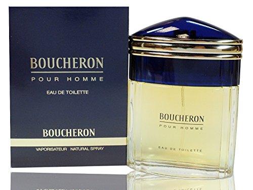 BOUCHERON HOMME edt vapo 100 ml