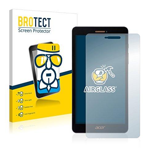 BROTECT Panzerglas Schutzfolie kompatibel mit Acer Iconia Talk S A1-734 - 9H Extrem Kratzfest, Anti-Fingerprint, Ultra-Transparent