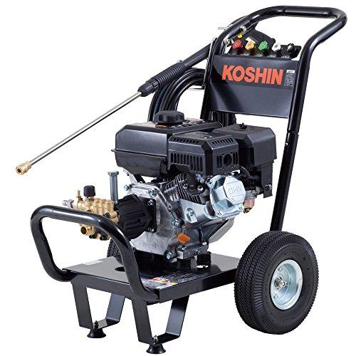 工進『エンジン式高圧洗浄機JCE-1408UDX』