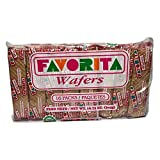 (16 Pk.) of Favorita Wafers (Galletas Favorita from Puerto Rico)