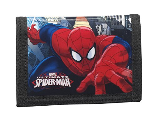 Ultimate Spiderman Brieftasche