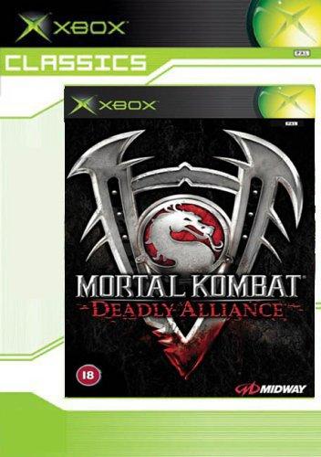 Mortal Kombat: Deadly Alliance (Xbox Classics)