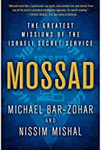 The Greatest Missions of the Israeli Secret Service Mossad (Paperback) - Common
