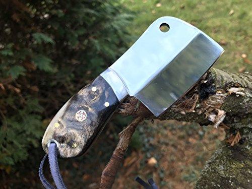 Perkin Jagdmesser mit Scheide kleines Jagdmesser