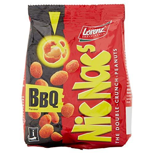 Lorenz Snack Nic Nac Barbecue, 110g