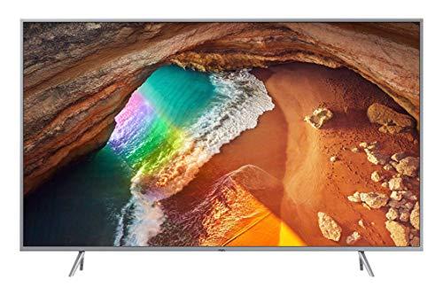 """Samsung QE49Q64RATXZT Serie Q64R QLED Smart TV 49"""", Ultra HD 4K, Wi-Fi, Silver, 2019 [Esclusiva Amazon]"""