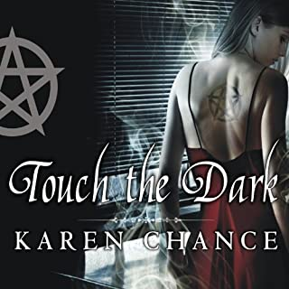 Touch the Dark audiobook cover art