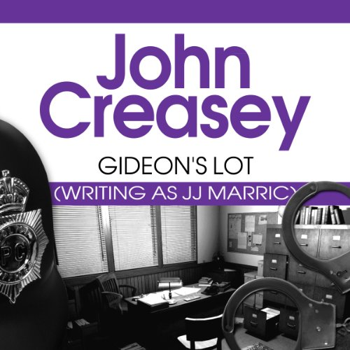 Gideon's Lot cover art