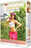 Island Girl Dance Fitness Workout For Beginners: Cardio Hula / Hula Abs & Buns (2 DVD Set)