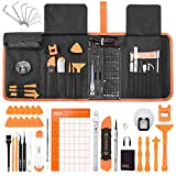 Precision Screwdriver Set, XOOL 150 in 1 Magnetic Driver Kit Professional Electronics Repair Tool Kit with 102 Bits for Repair Computer, PC, MacBook, Laptop, Tablet, iPhone, Xbox, Game Console