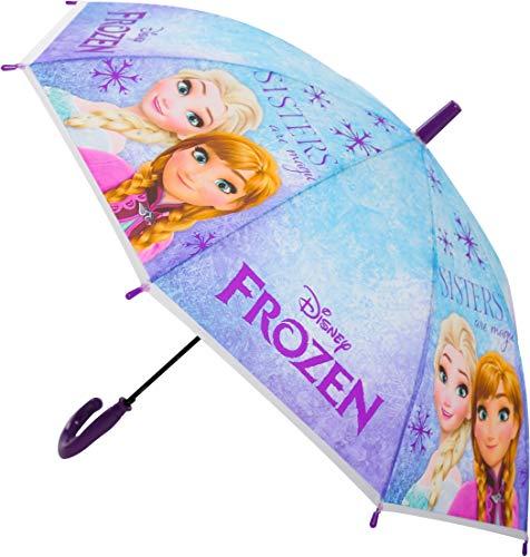 Frozen volledig onbevroren meisjes ijskoningin paraplu 5149