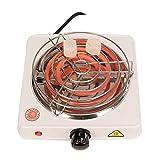 Kertou 1000W Allume Charbon Electrique Chicha HEAT Plaque Chauffante pour Narguilé Shisha Barbecue [Classe énergétique A++]