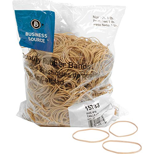 Business Source Size 16 Rubber Bands (15733)