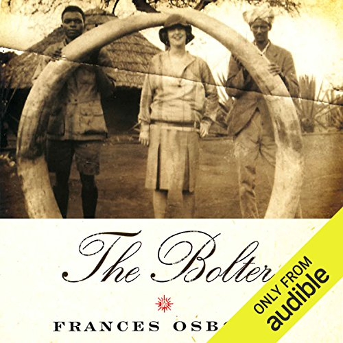 The Bolter                   By:                                                                                                                                 Frances Osborne                               Narrated by:                                                                                                                                 Susan Duerden                      Length: 10 hrs and 24 mins     33 ratings     Overall 3.8