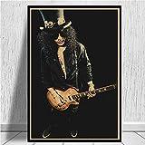 Guns N Roses Rockmusik Poster Vintage Poster Wandaufkleber