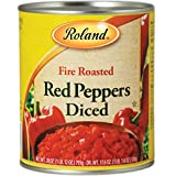 FIRE ROASTED RED PEPPERS: Great for sandwiches, salads, and dips CHARRED WHOLE PEPPERS: Bright flavor with a hint of smoky char READY TO EAT: Enjoy the canned peppers directly with no preparation needed RESTAURANT QUALITY: Ideal for use in food servi...
