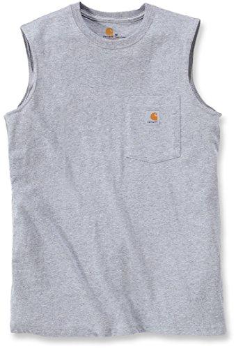 Carhartt Workwear Pocket Tank Top XS Grau