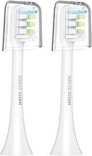 Soocas - Cabezal de repuesto para cepillo de dientes soocas modelos X1 o X3