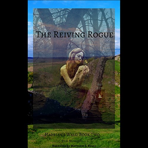 The Reiving Rogue audiobook cover art