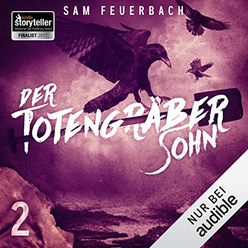 Der Totengräbersohn 2 audiobook cover art